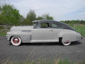 1941 Cadillac 61 2DR Sedanette For Sale (picture 2 of 6)