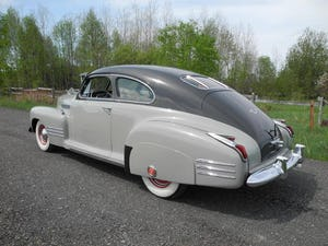 1941 Cadillac 61 2DR Sedanette For Sale (picture 4 of 6)