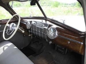 1941 Cadillac 61 2DR Sedanette For Sale (picture 5 of 6)