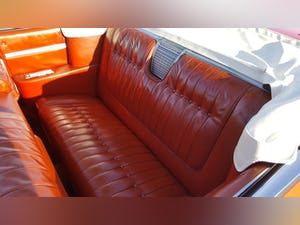 1959 Cadillac deVille Convertible .. RED For Sale (picture 4 of 6)