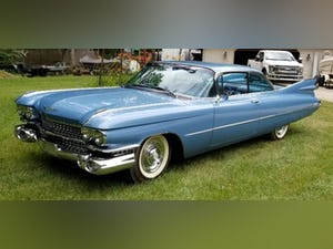 1959  Cadillac Coupe deVille For Sale (picture 1 of 6)