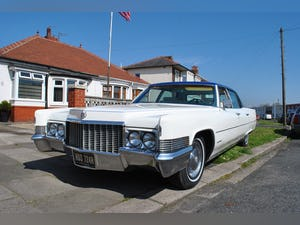 1970 WEDDING CARS  Classic Cadillac's 68-56-70 For Hire (picture 1 of 6)