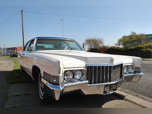 1970 WEDDING CARS  Classic Cadillac's 68-56-70 For Hire (picture 2 of 6)