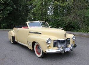 Picture of 1941 Cadillac Series 62 Convertible  SOLD