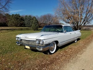1960 Cadillac Sedan deVille For Sale (picture 1 of 6)
