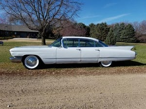 1960 Cadillac Sedan deVille For Sale (picture 2 of 6)