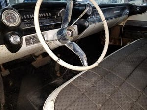 1960 Cadillac Sedan deVille For Sale (picture 5 of 6)