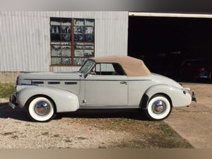 1940 Cadillac LaSalle Convertible For Sale (picture 2 of 6)