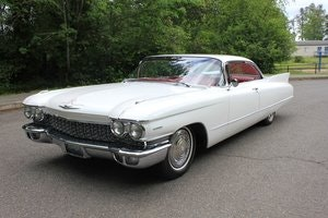 Picture of 1960 Cadillac Series 62 Coupe SOLD by Auction