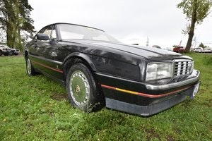 Picture of 1989 Cadillac Allante Convertible SOLD by Auction