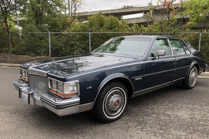 Picture of 1982 Cadillac Seville  SOLD by Auction