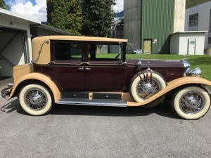 1928 Cadillac 341 Sedan perfect restoration For Sale (picture 1 of 6)