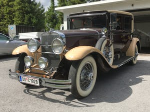 1928 Cadillac 341 Sedan perfect restoration For Sale (picture 3 of 6)