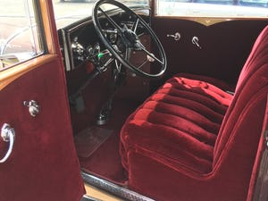 1928 Cadillac 341 Sedan perfect restoration For Sale (picture 4 of 6)