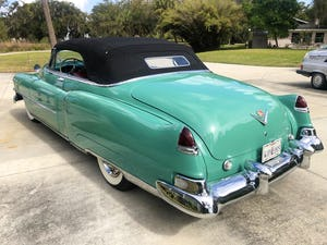 1950 Cadillac series 62 cabrio For Sale (picture 9 of 12)