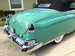 1950 Cadillac series 62 cabrio For Sale (picture 12 of 12)