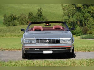 1987 Cadillac Allante Convertible only 7600 miles For Sale (picture 2 of 6)