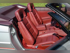 1987 Cadillac Allante Convertible only 7600 miles For Sale (picture 4 of 6)