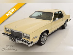 1985 Cadillac Eldorado Coupe For Sale (picture 1 of 10)
