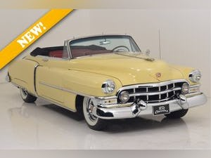 1952 Cadillac series 62 Convertible For Sale (picture 1 of 12)