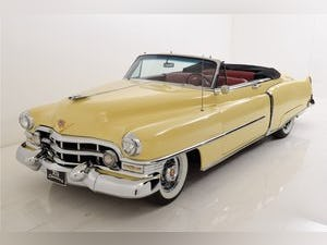1952 Cadillac series 62 Convertible For Sale (picture 3 of 12)
