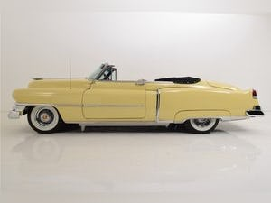 1952 Cadillac series 62 Convertible For Sale (picture 4 of 12)