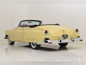 1952 Cadillac series 62 Convertible For Sale (picture 5 of 12)