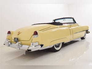 1952 Cadillac series 62 Convertible For Sale (picture 7 of 12)