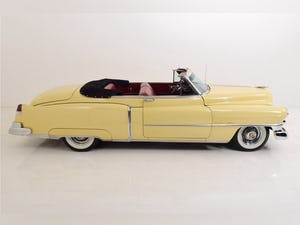 1952 Cadillac series 62 Convertible For Sale (picture 8 of 12)