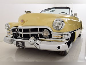 1952 Cadillac series 62 Convertible For Sale (picture 10 of 12)