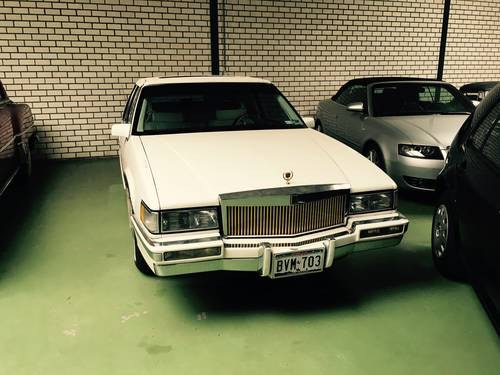 Cadillac Coupe Deville 1991 4.9 Liter V8 with 94K Full Optio For Sale (picture 2 of 6)