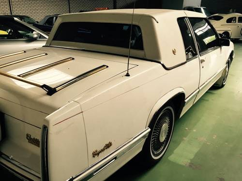 Cadillac Coupe Deville 1991 4.9 Liter V8 with 94K Full Optio For Sale (picture 3 of 6)