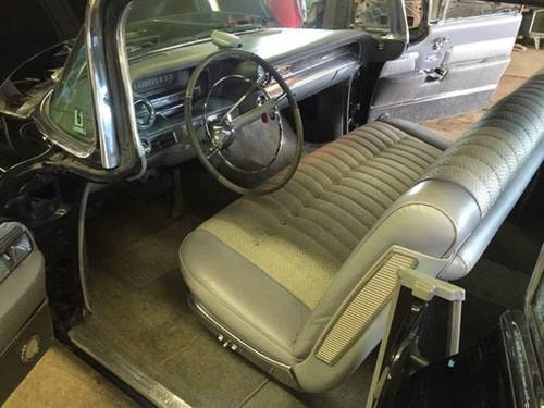 1959 Cadillac Fleetwood 4DR HT For Sale (picture 5 of 6)