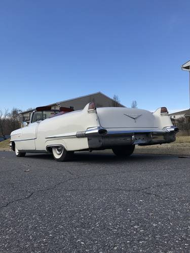1956 Cadillac serie 62 convertible  For Sale (picture 2 of 6)