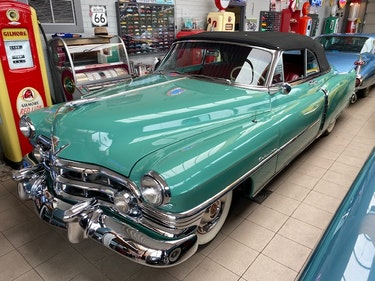 Picture of 1950 Cadillac series 62 cabrio For Sale