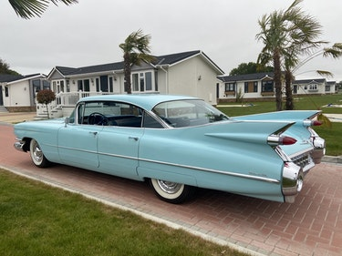 Picture of 1959 Cadillac Sedan Deville, Totally Original For Sale