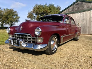 1948 Cadillac Series 62 Sedan For Sale (picture 1 of 12)