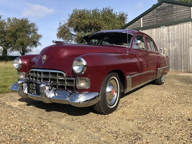 Picture of 1948 Cadillac Series 62 Sedan For Sale