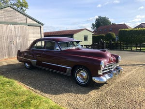 1948 Cadillac Series 62 Sedan For Sale (picture 2 of 12)