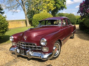 1948 Cadillac Series 62 Sedan For Sale (picture 5 of 12)