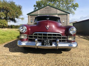 1948 Cadillac Series 62 Sedan For Sale (picture 8 of 12)
