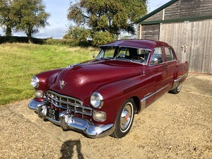1948 Cadillac Series 62 Sedan For Sale (picture 9 of 12)