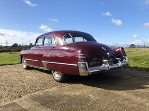 1948 Cadillac Series 62 Sedan For Sale (picture 11 of 12)