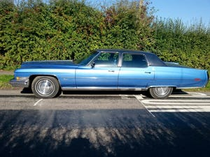 1973 Cadillac Fleetwood  For Sale (picture 3 of 12)