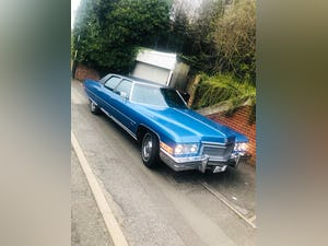 1973 Cadillac Fleetwood  For Sale (picture 5 of 12)