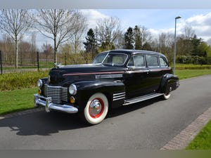 1941 Cadillac Fleetwood 75 Limo For Sale (picture 1 of 12)