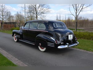 1941 Cadillac Fleetwood 75 Limo For Sale (picture 2 of 12)
