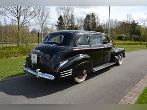 1941 Cadillac Fleetwood 75 Limo For Sale (picture 3 of 12)