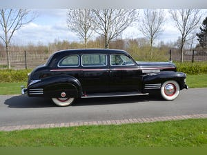 1941 Cadillac Fleetwood 75 Limo For Sale (picture 4 of 12)