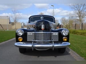 1941 Cadillac Fleetwood 75 Limo For Sale (picture 6 of 12)